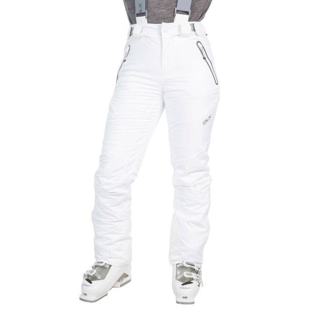 Marisol DLX Ski Trousers in White