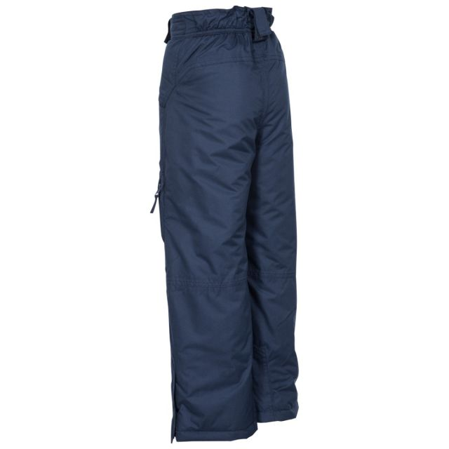 Marvelous Kids' Insulated Salopettes in Navy
