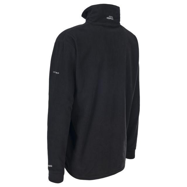 Masonville Men's 1/2 Zip Fleece in Black