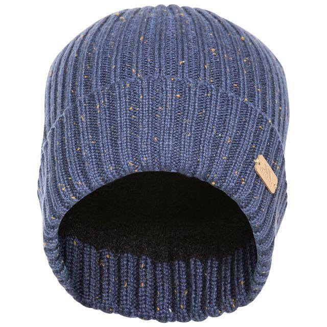 Mateo Men's Beanie Hat in Navy