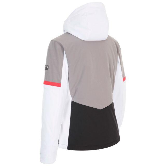Trespass Womens Ski Jacket Slim Fit Mila in Grey