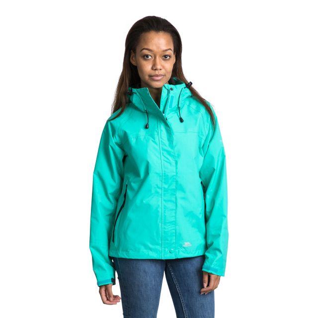 Trespass Womens Waterproof Jacket Hooded Miyake