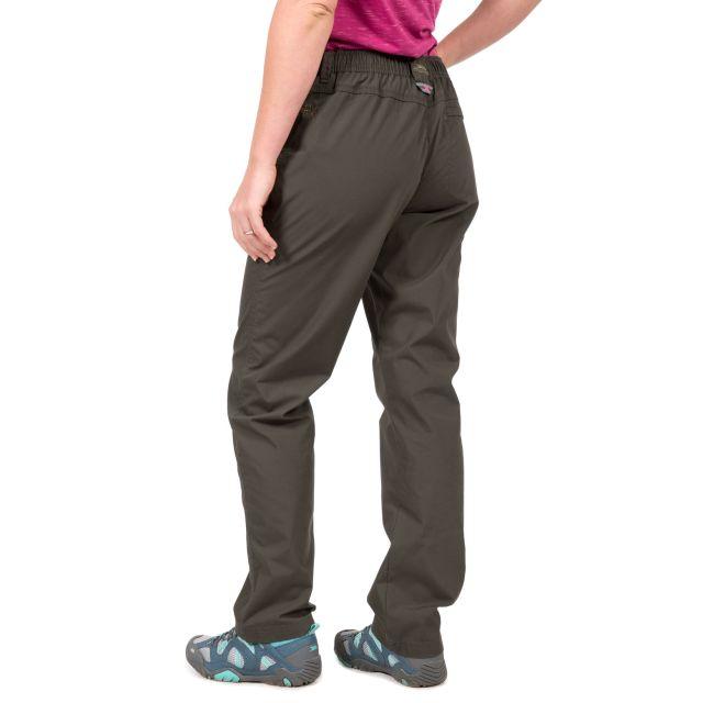 Rambler Women's Water Repellent Cargo Trousers in Khaki