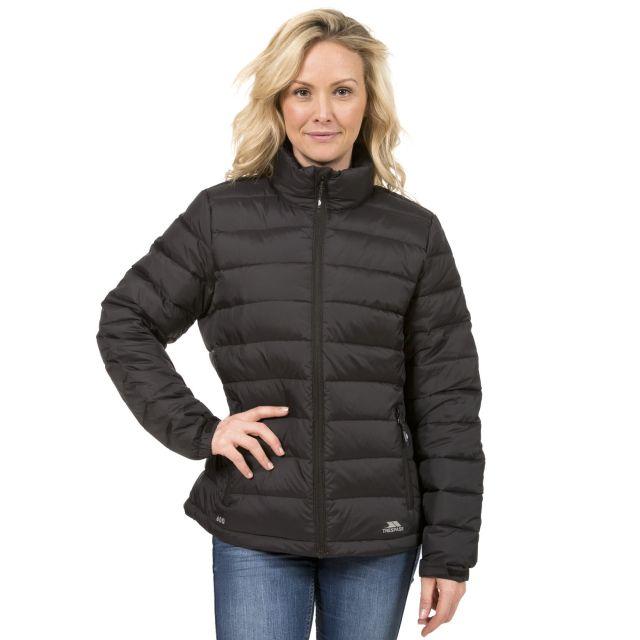 Letty Women's Down Jacket in Black