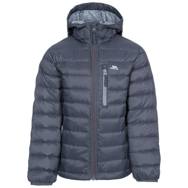 Morley Kids' Down Jacket in Grey