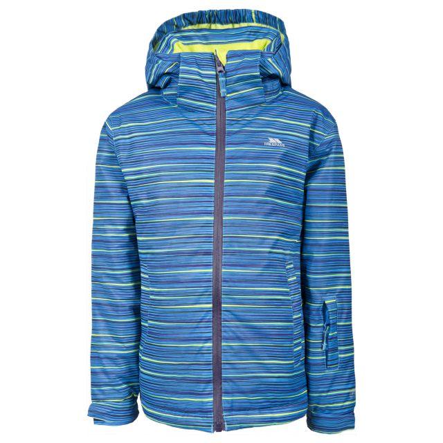 Mugsy Kids Ski Jacket in Blue