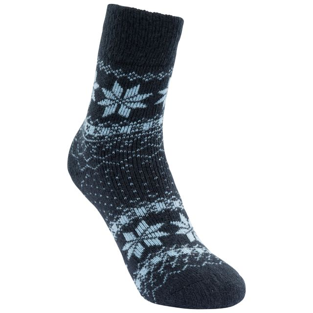 Trespass Womens Waffle Knit Socks Neele