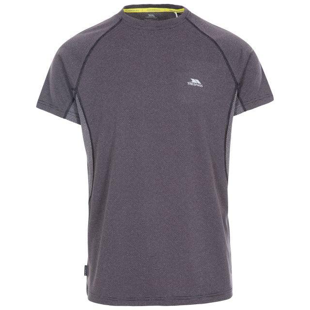 Noah Men's Active T-Shirt in Dark Grey