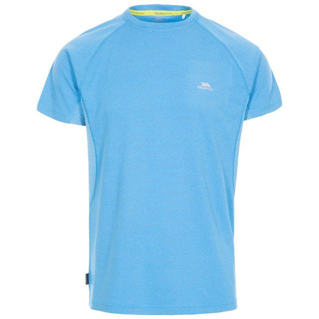 Noah Men's Active T-Shirt in Blue