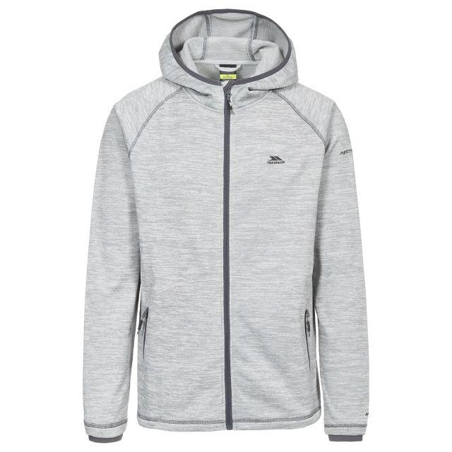 Northwood Men's Fleece Hoodie in Light Grey