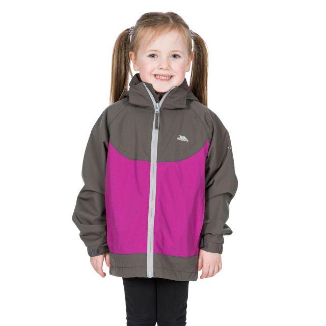 Novah Kids' Waterproof Jacket in Purple