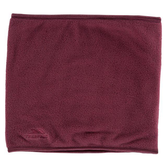 Trespass Adults Fleece Neck Warmer in Purple Novax