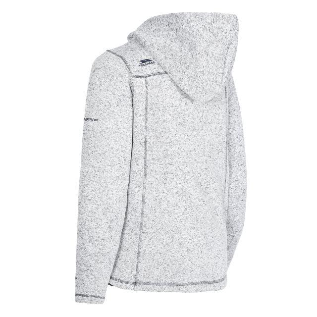 Odelia Women's Fleece in Navy Marl