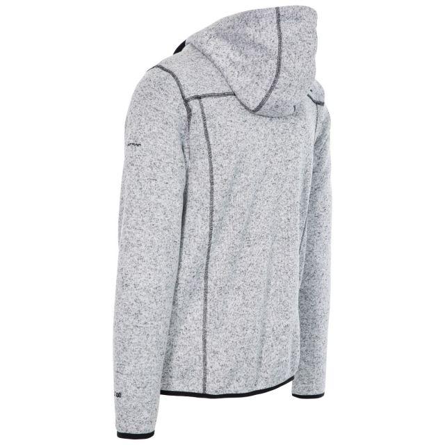 Odeno Men's Fleece Hoodie in White
