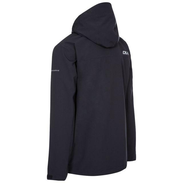 Oswalt Men's DLX Waterproof Jacket - BLK