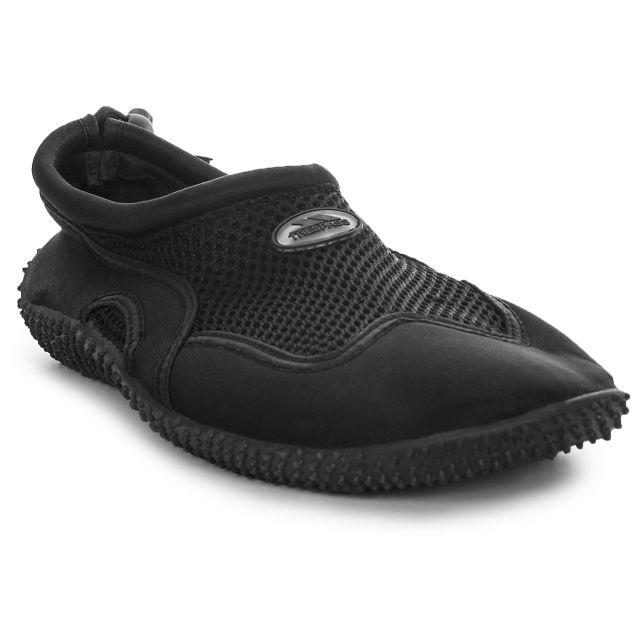 Trespass Unisex Aqua Shoes in Black Paddle
