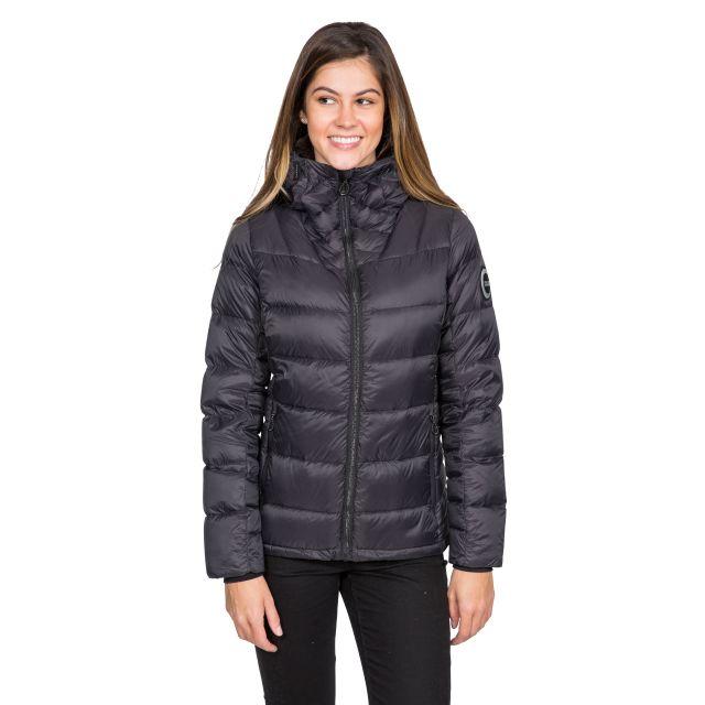 DLX Womens Down Jacket Pedley in Black