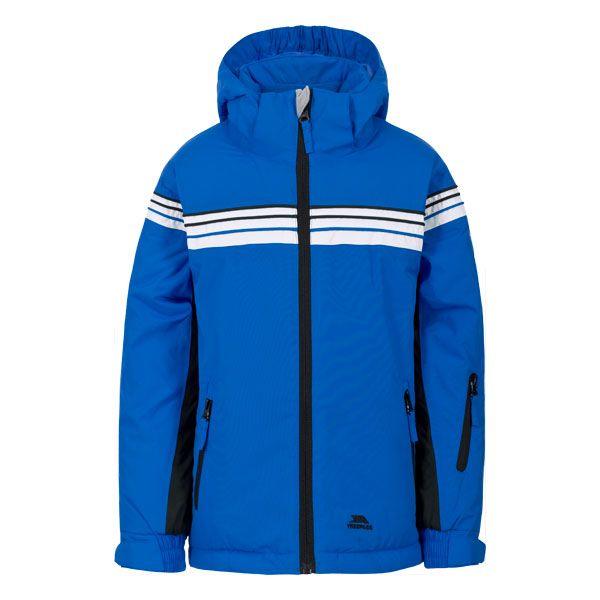 Priorwood Kids' Waterproof Jacket in Blue