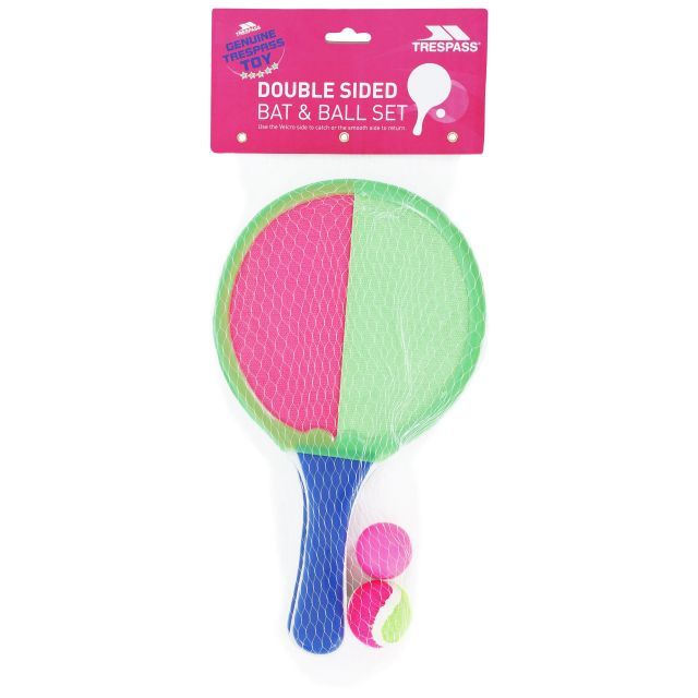 Velcro Paddle and Ball Game in Assorted