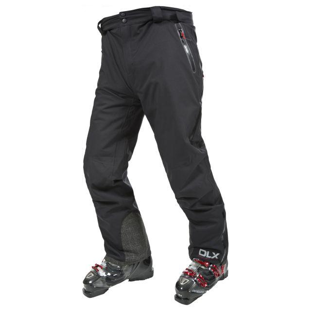 Provision Men's DLX Ski Pants in Black
