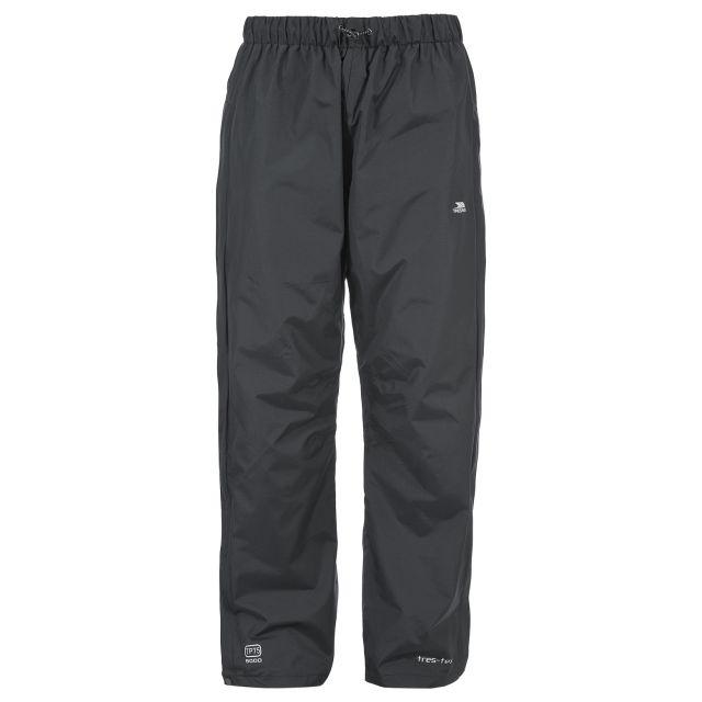 Purnell Men's Waterproof Trousers in Black