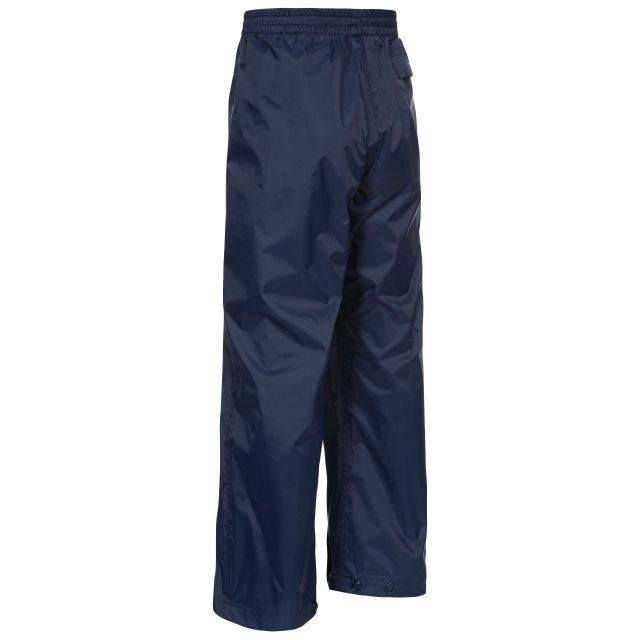 Qikpac Kids' Waterproof Trousers in Navy