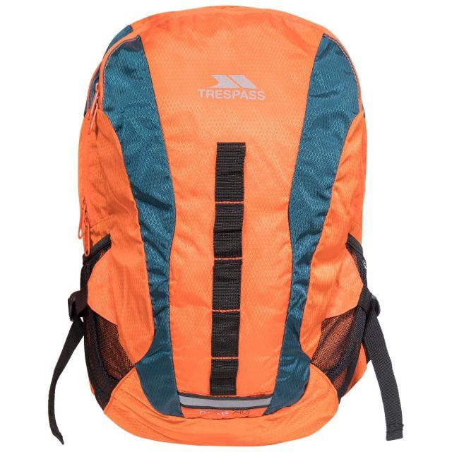 Trespass 20L Orange Reflective Backpack Race