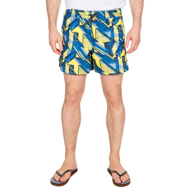 Rand Men's Swim Shorts in Blue