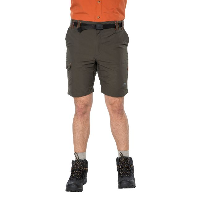 Rathkenny Men's Cargo Shorts in Khaki