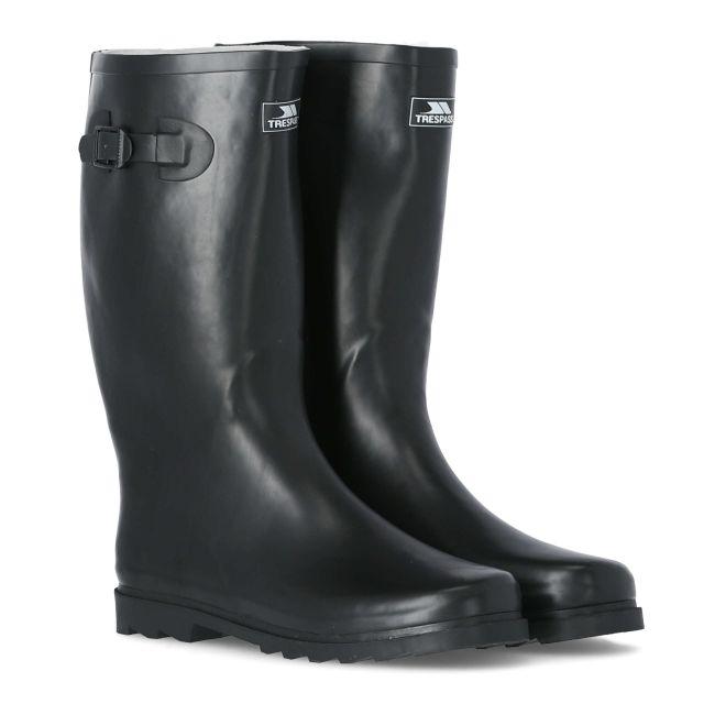 Recon X Men's Wellies in Black, Pair of footwear