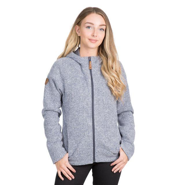 Reserve Women's Fleece Hoodie in Blue