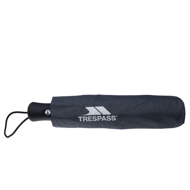 Trespass Compact Umbrella in Grey Resistant