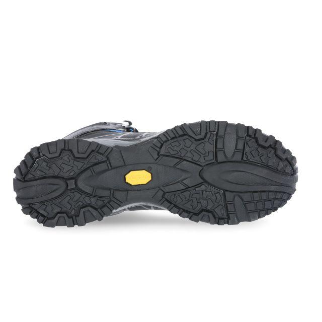 Rhythmic II Men's DLX Walking Boots in Black