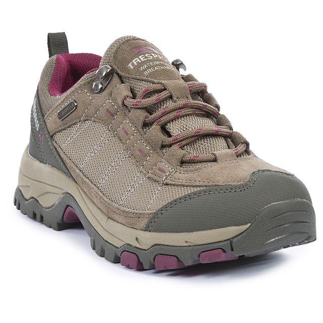 Scree Women's Walking Shoes in Brown