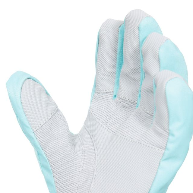 Simms Kids' Ski Gloves in Light Blue