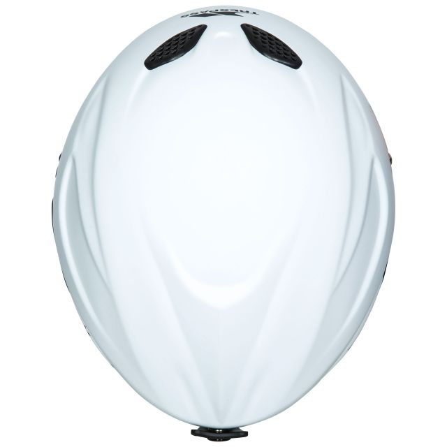 Trespass Adults Ski Helmet in White Skyhigh