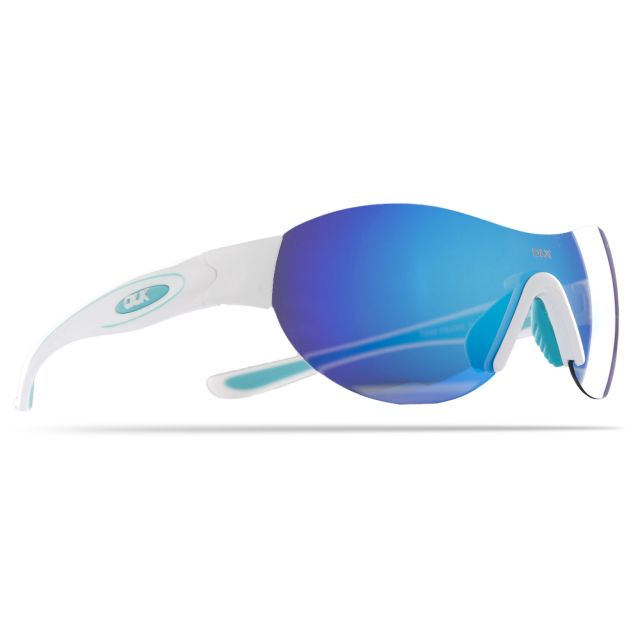 Trespass DLX Unisex Sunglasses in White Sloope