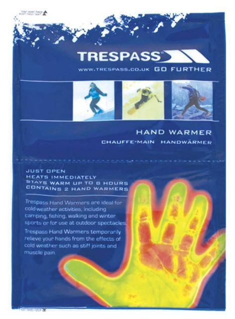 Hand Warmers in Assorted
