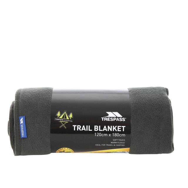 Fleece Blanket 120 x 180cm in Grey