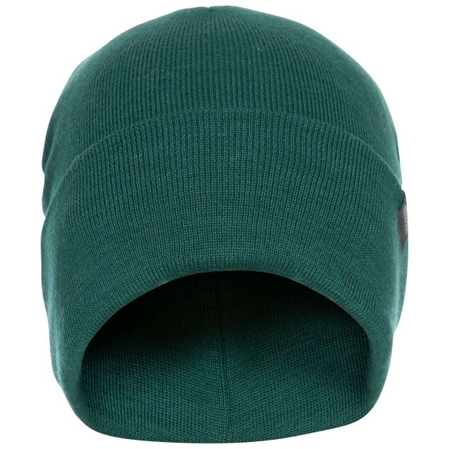 Trespass Adults Beanie Hat in Green Stines