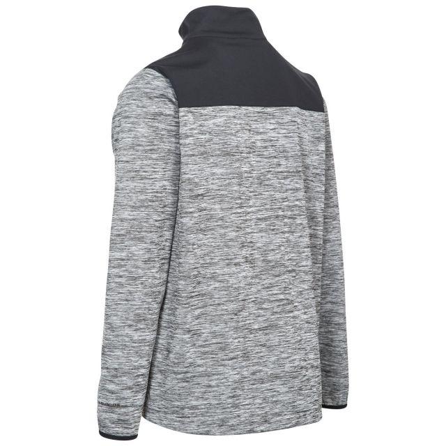 Strikland Men's DLX Softshell Jacket in Light Grey