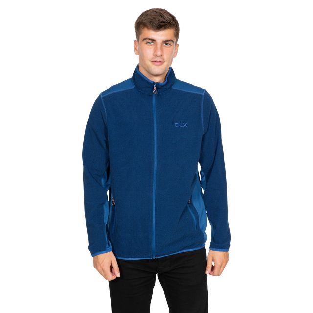 Sturgess Men's DLX Fleece Jacket in Navy