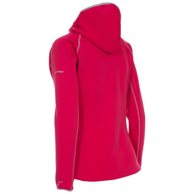 Sunnyside Women's Fleece Hoodie in Pink