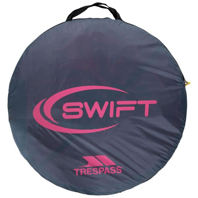 Swift2 Pink Waterproof 2 Man Pop Up Tent