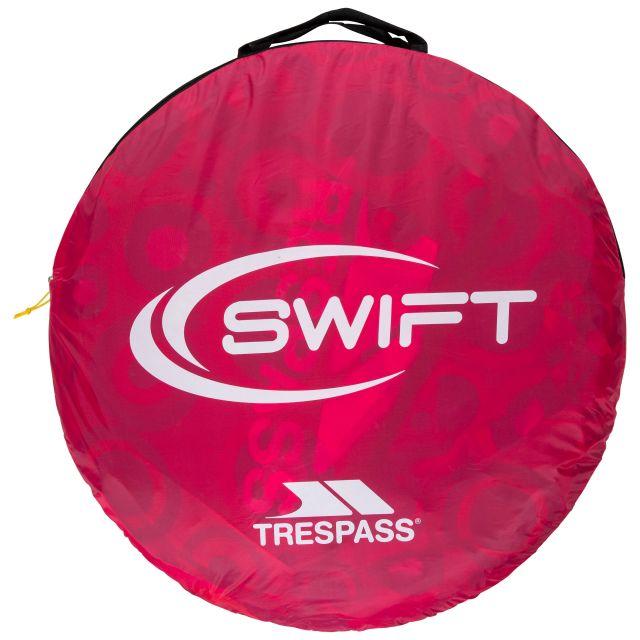 Swift2 Patterned Waterproof  2 Man Pop Up Tent in Pink