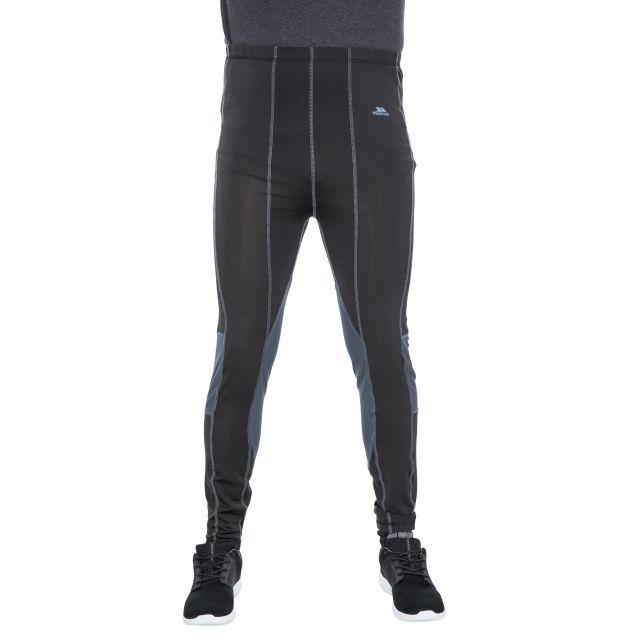 Trespass Mens Black Thermal Trousers Tactic