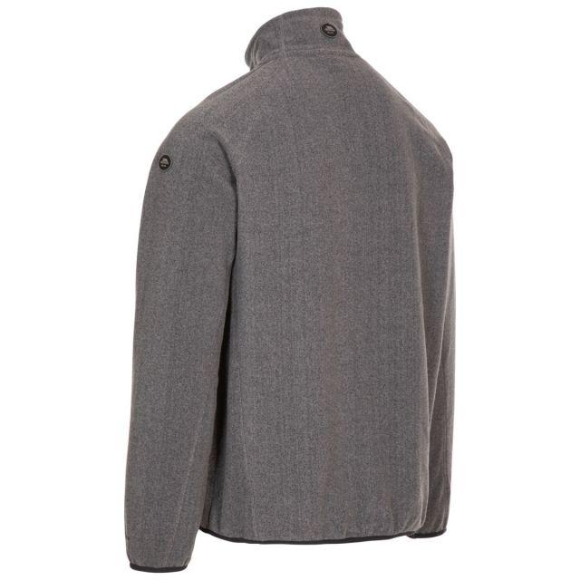 Trespass Men's Airtrap Fleece Talkintire Grey
