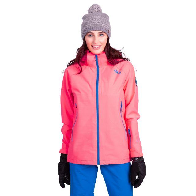 Tammin Women's DLX Waterproof Ski Jacket in Peach