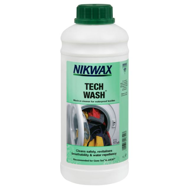 Nikwax Tech Wash In Cleaner 1L in Assorted