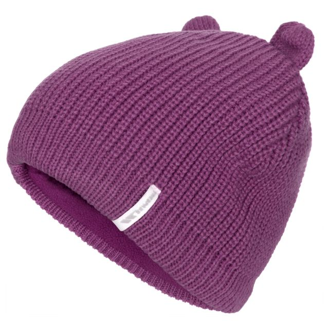 Toot Kids' Novelty Beanie Hat in Purple